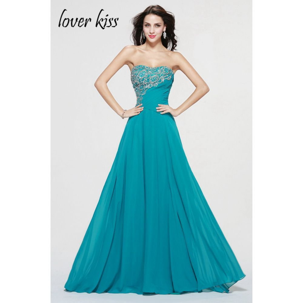 Click to Buy << Vestido De Festa Beautiful Sweetheart Sleeveless ...