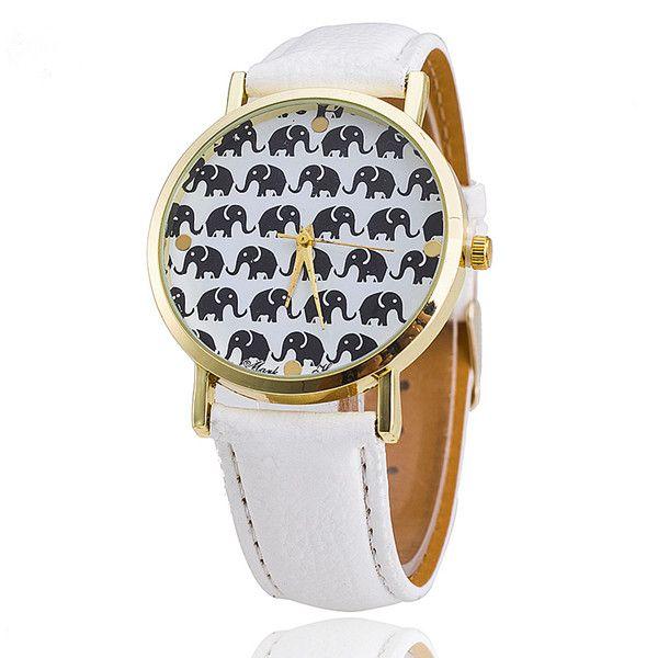 Los elefantes traen suerte   No te quedes sin nuestro reloj de la suerte estas navidades  ❗ENVIO GRATIS❗⬇ http://www.misstendencias.com/29-relojes #relojes #tendencias #elefantes #suerte #cool #outfit #moda #complementos #blogger #regalos #navidades #dateuncapricho #style #chic