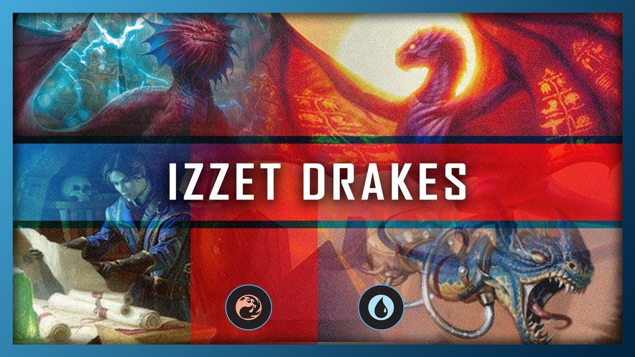Episode 37 | Izzet Drakes | MTG Agency | MTG Arena Standard Meta