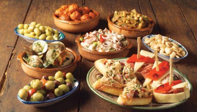 Enjoy tapas and a vino at one of Marbella's many tapas bars