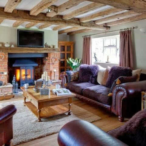 Living Space Country Style Living Room Country Living Room Farm House Living Room