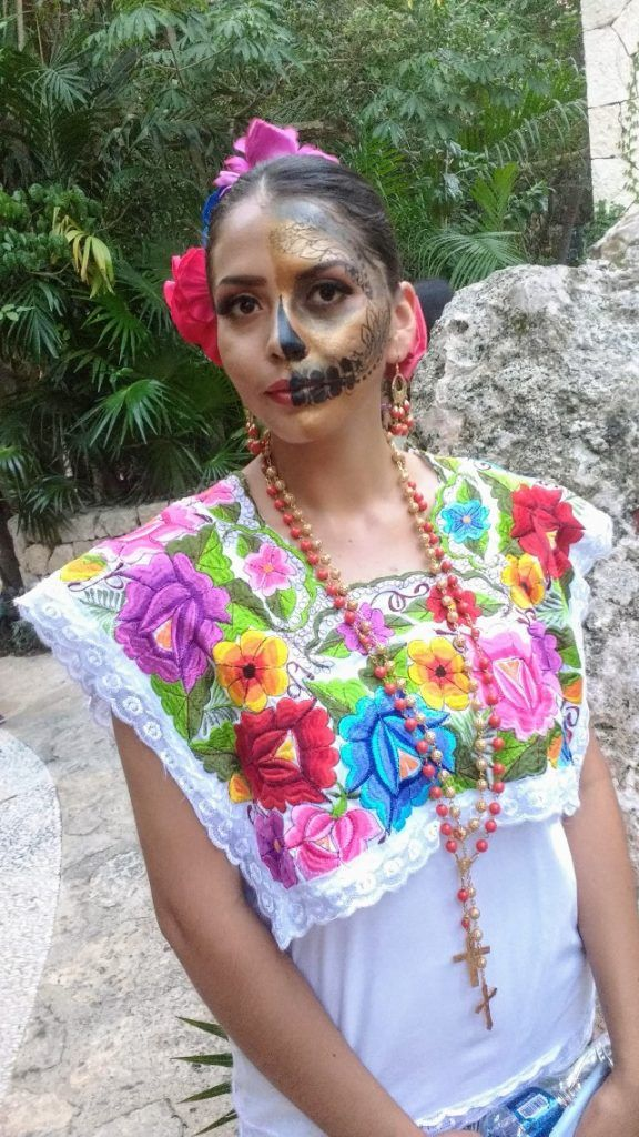 Xcaret Festival de Vida y Muerte 2018 (plus Halloween in
