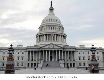 United States Capitol Building Washington Dc Stock Photo Edit Now 1418533742 Capitol Building Washington Dc Capitol Building United States Capitol