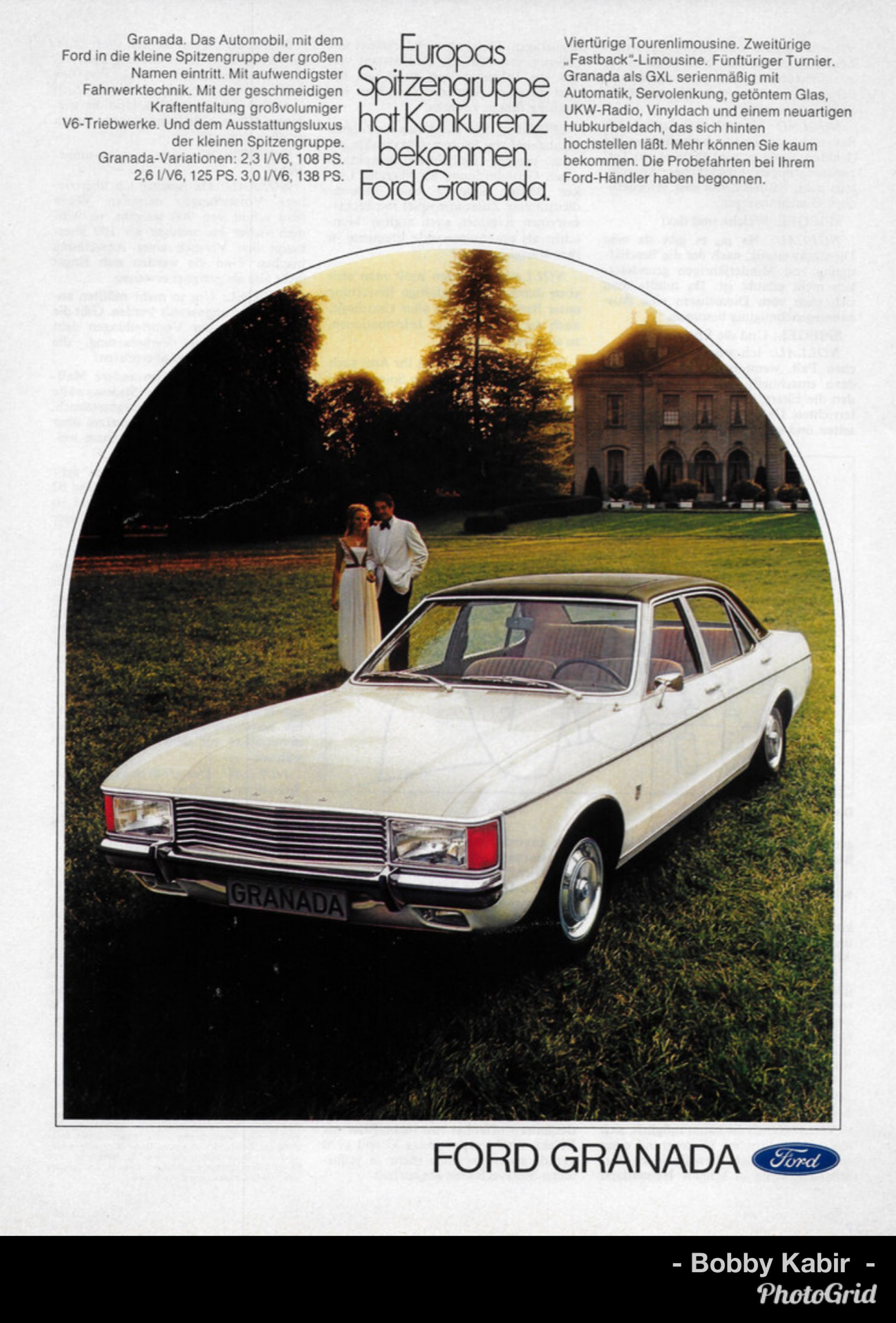 1972 Ford Granada Germany By Michael On Flickr Ford Granada Good Looking Cars European Cars