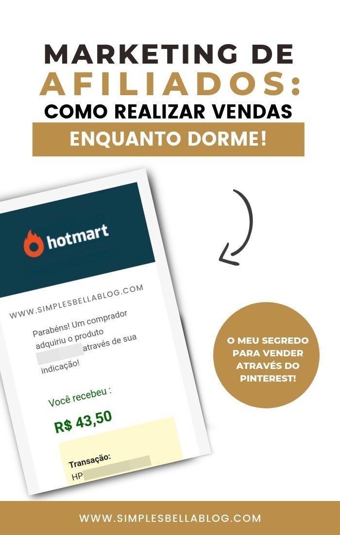 Trabalhar como Afiliado - Hotmart e Monetizze (#af...