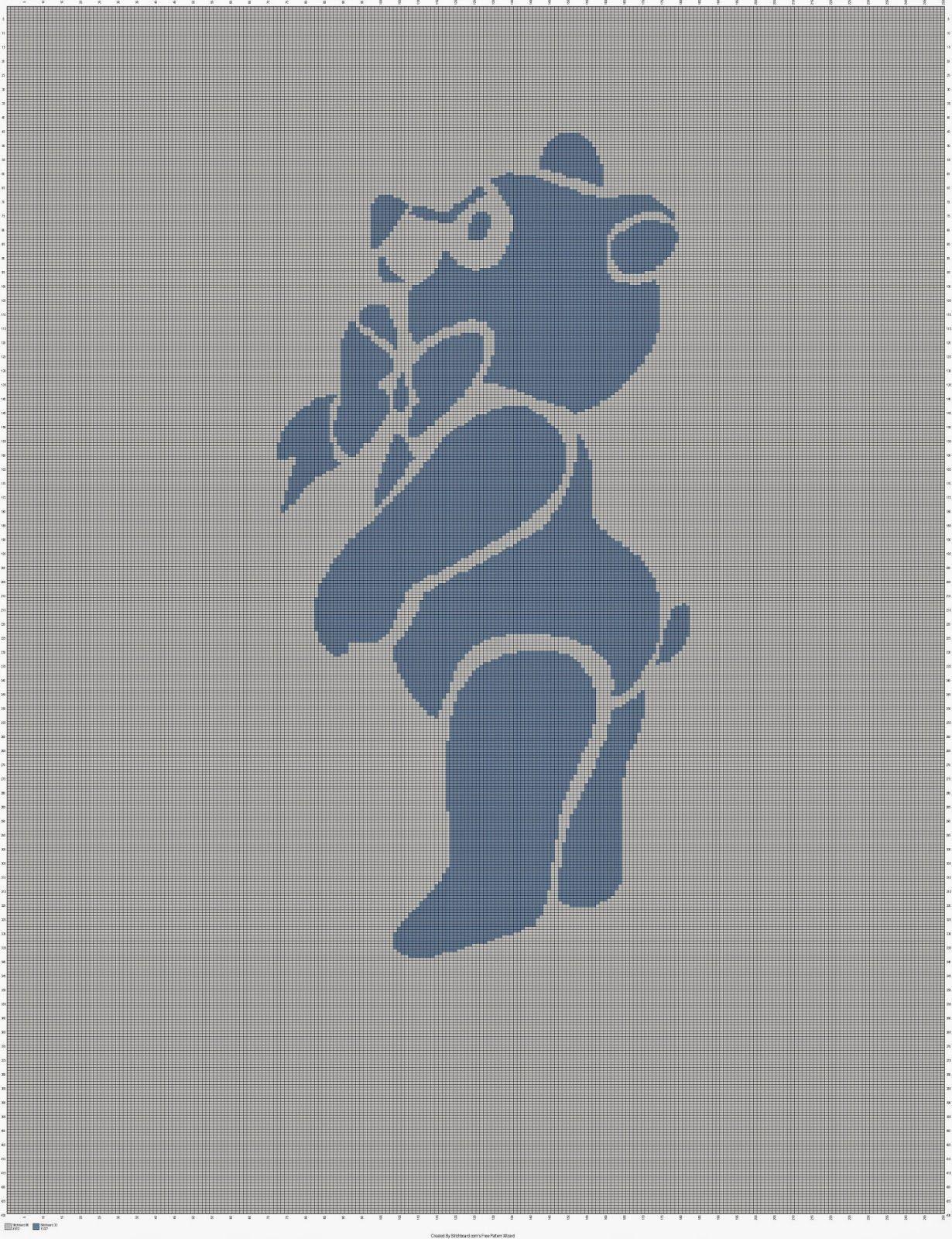 FREE Teddy Bear Baby Blanket Crochet Pattern| The Faux Menno: Free ...