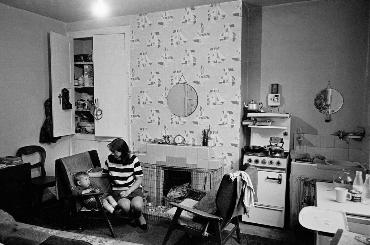 Photos Of Working-Class Housing in Leeds, 1969-72 | Leeds ...