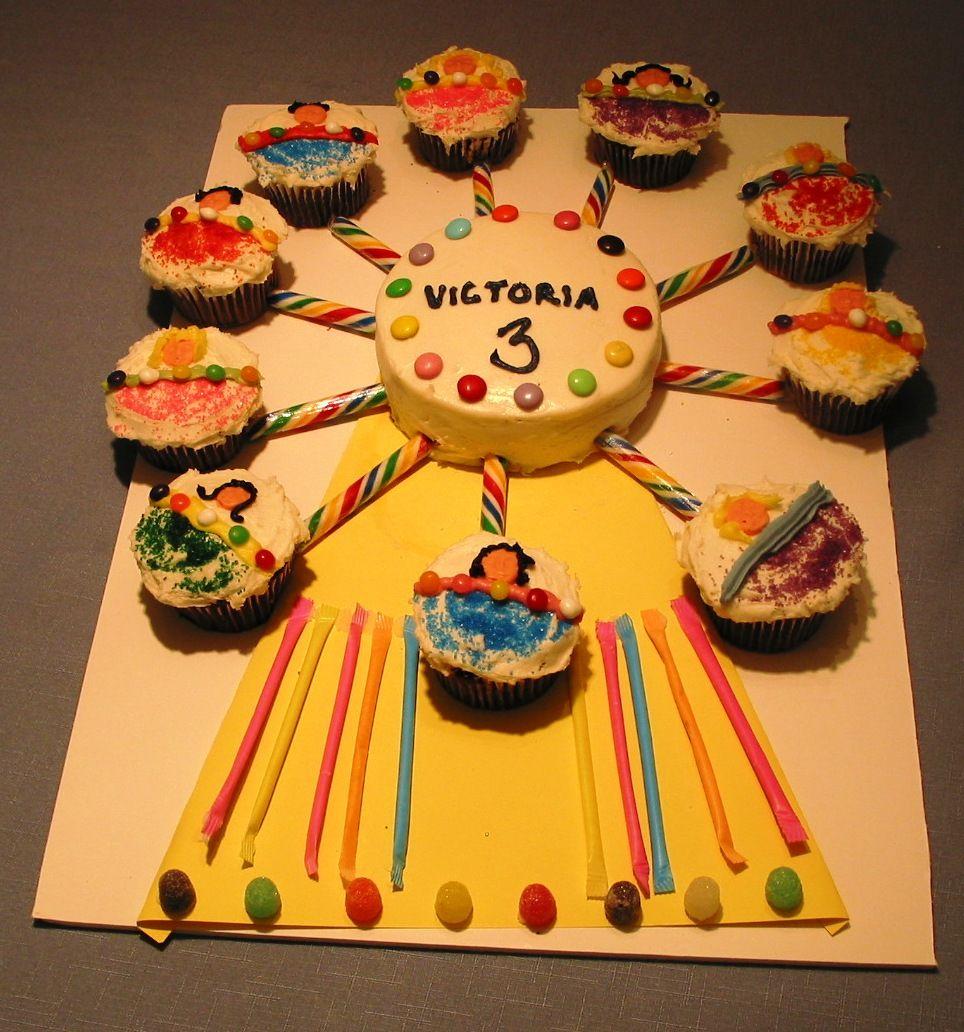Ferris Wheel Cake Sharicakes Cakes By Shari Birthday