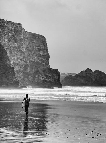 Lonesome-Surfer