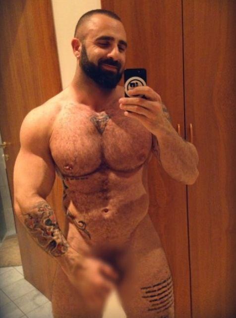 Hot Arab Males  Daddies  Bears-8929