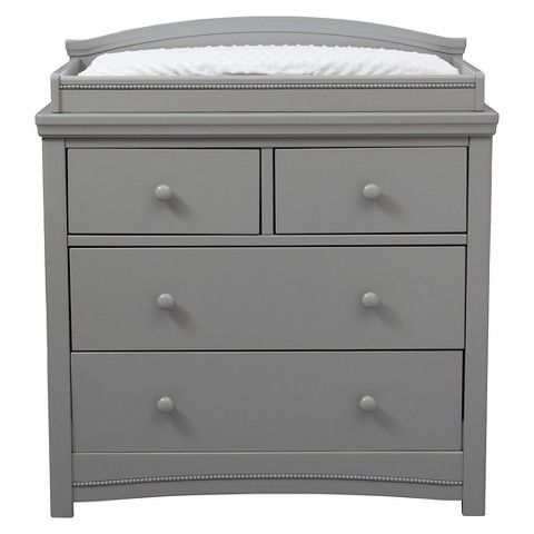 cheap baby dresser changing table plans nursery woodworking drawer