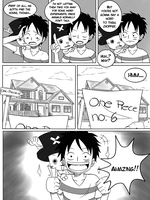 D. Roger High - A One Piece Doujinshi .:Page 2:. by D-RogerHigh