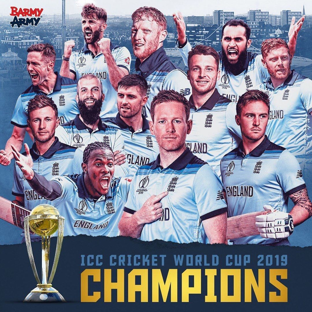 World Cup Congratulations England Kiwi Well Tried Cricket World Cup World Cup Barmy Army