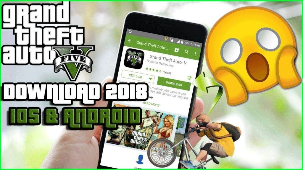 Download Gta 5 Apk For Android 2020 With Free Obb Highly