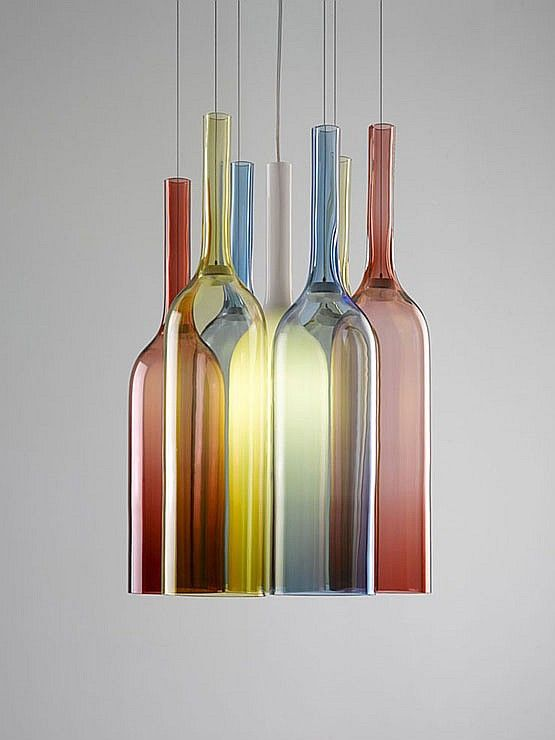 lighting trend. lighting trend: playing with transparency trend
