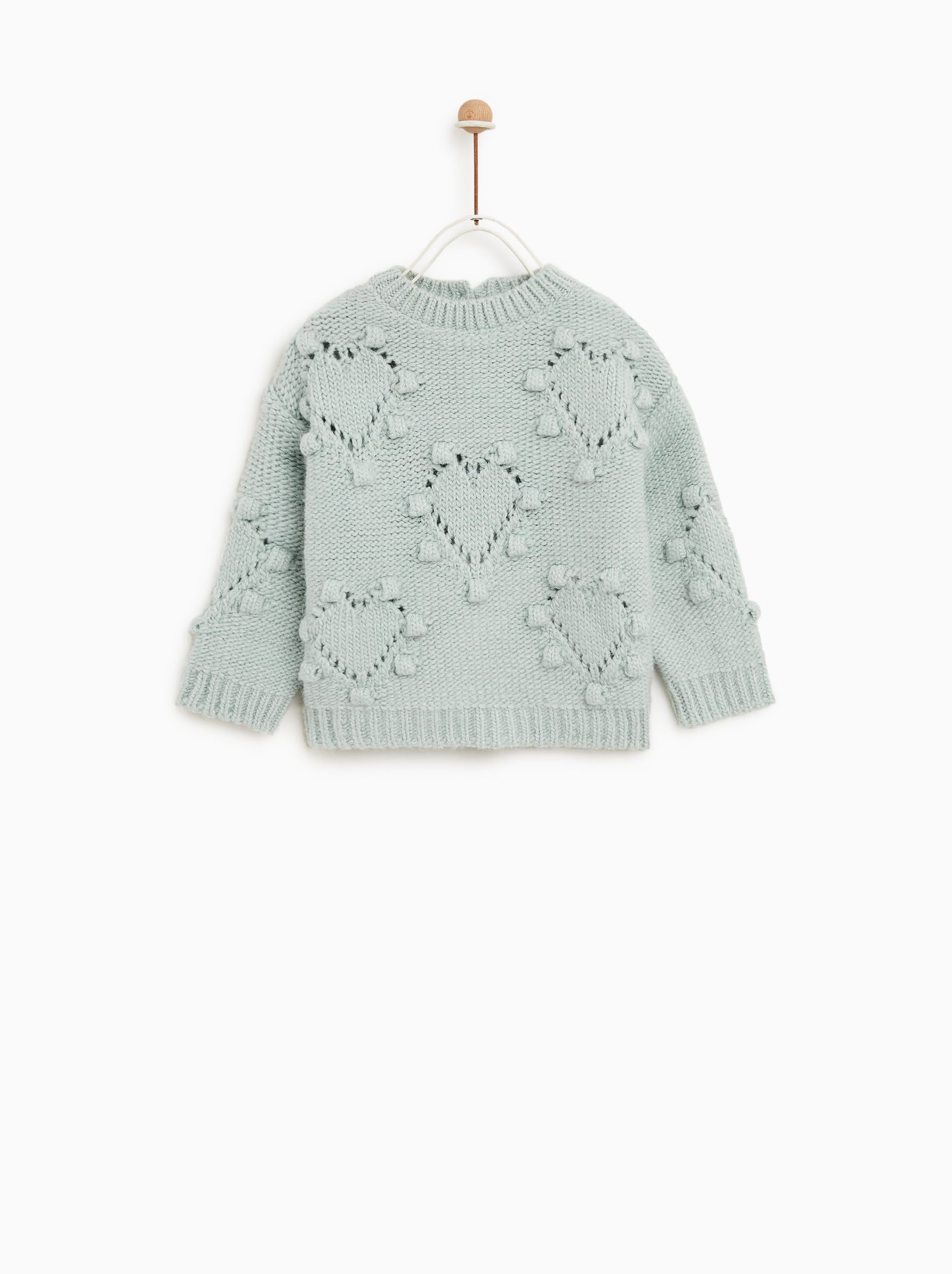 2b782454d Image 2 of HEART SWEATER from Zara