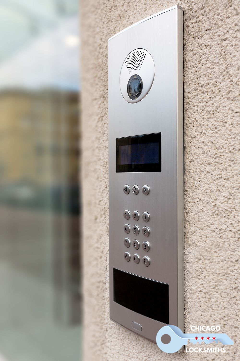 Tektone apartment intercom systems