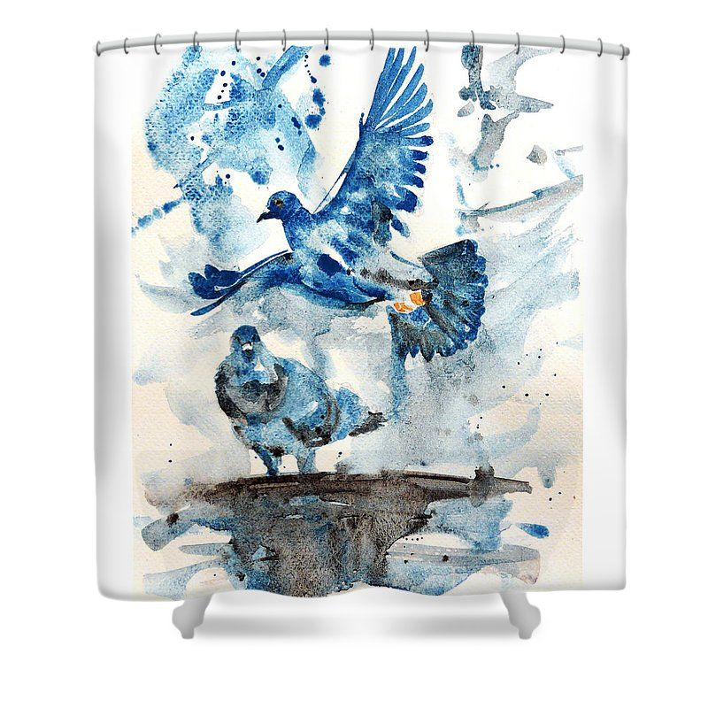 Let Me Free Shower Curtain For Sale By Jasna Dragun (With