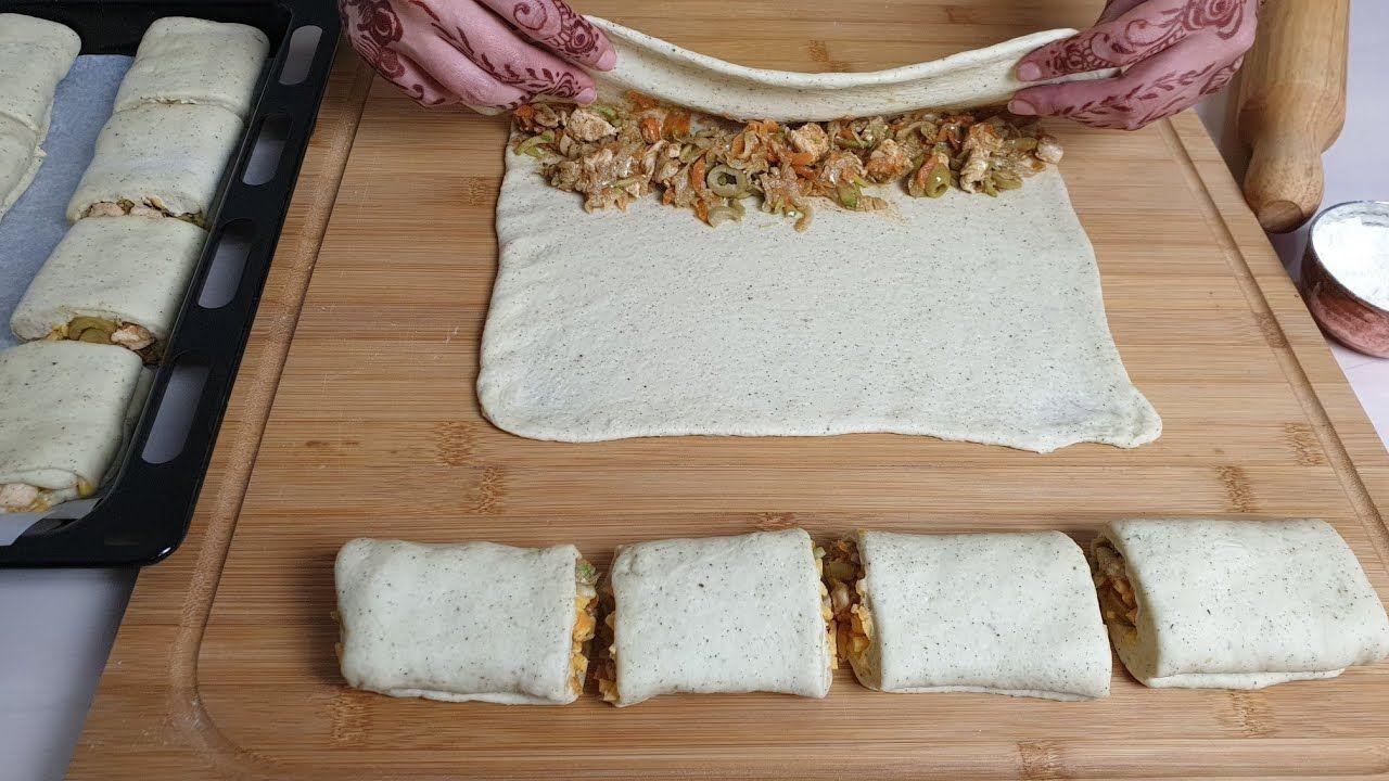 العجينة القطنية الهشة لجميع أنواع الفطائر بدون بيض بدون حليب ولا زبدة للعشاء والمدارس Youtube Food Cheese Camembert Cheese