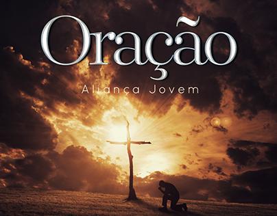 """Check out new work on my @Behance portfolio: """"Oração Aliança Jovem"""" http://be.net/gallery/36856471/Oracao-Alianca-Jovem"""
