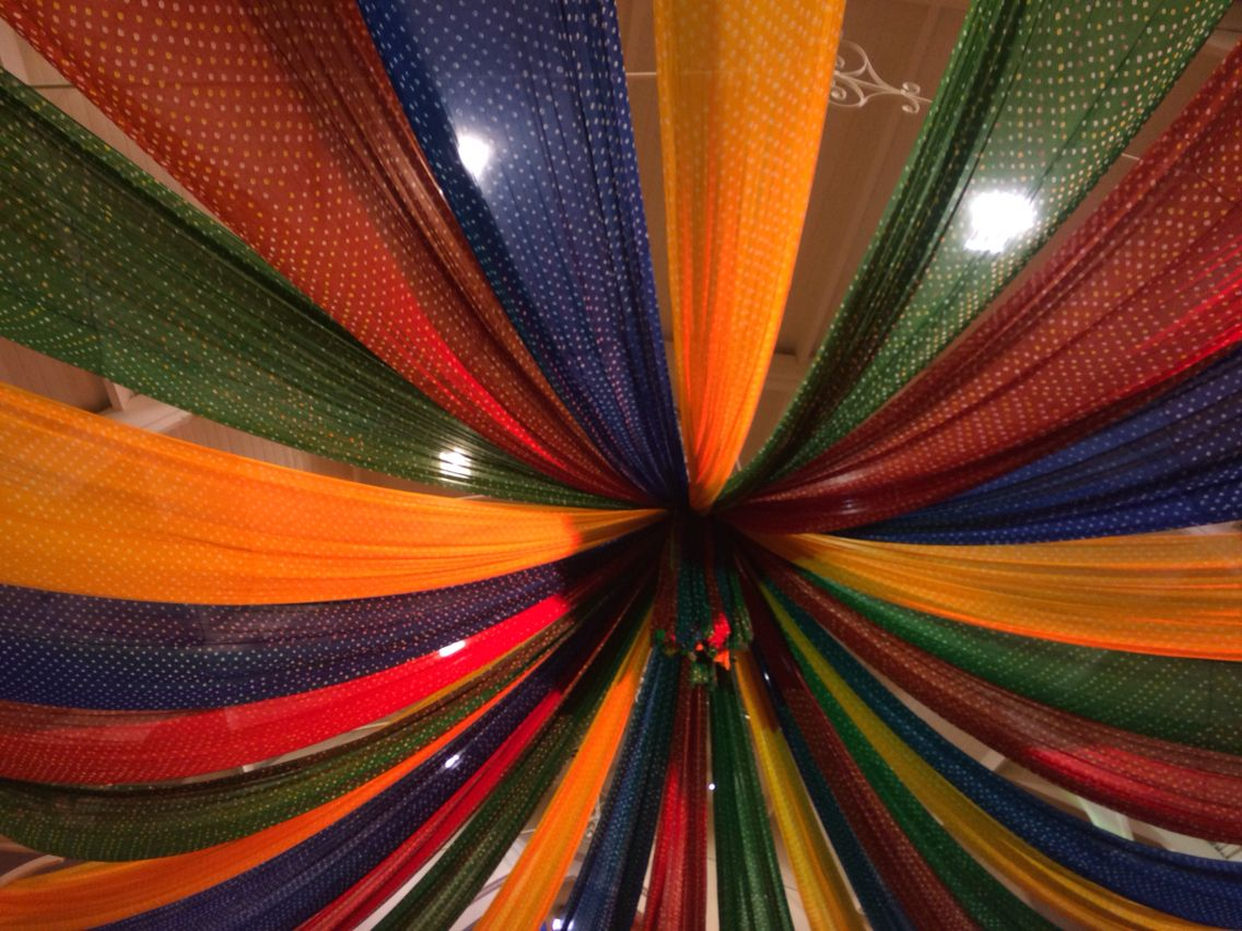 Indian Style Ceiling Decorations For Navratri Hindu