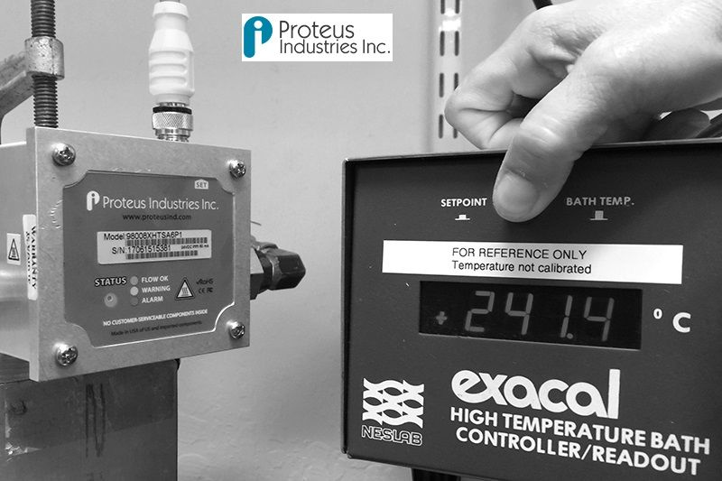 Leading leak Detector Product Proteus Industries Inc