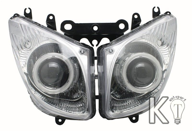 Yamaha T-Max Tmax Angel Eye Hid Projector Light Custom-6841