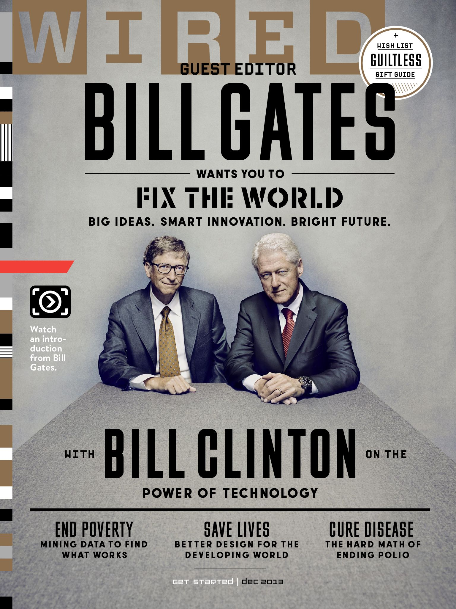Wired Dec2013 | Inspiration for DPS | Pinterest