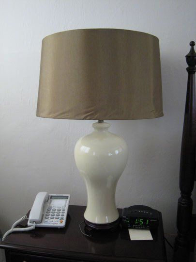 How to use an uno shade with a harp finial lamp apartment how to use an uno shade with a harp finial lamp mozeypictures Gallery