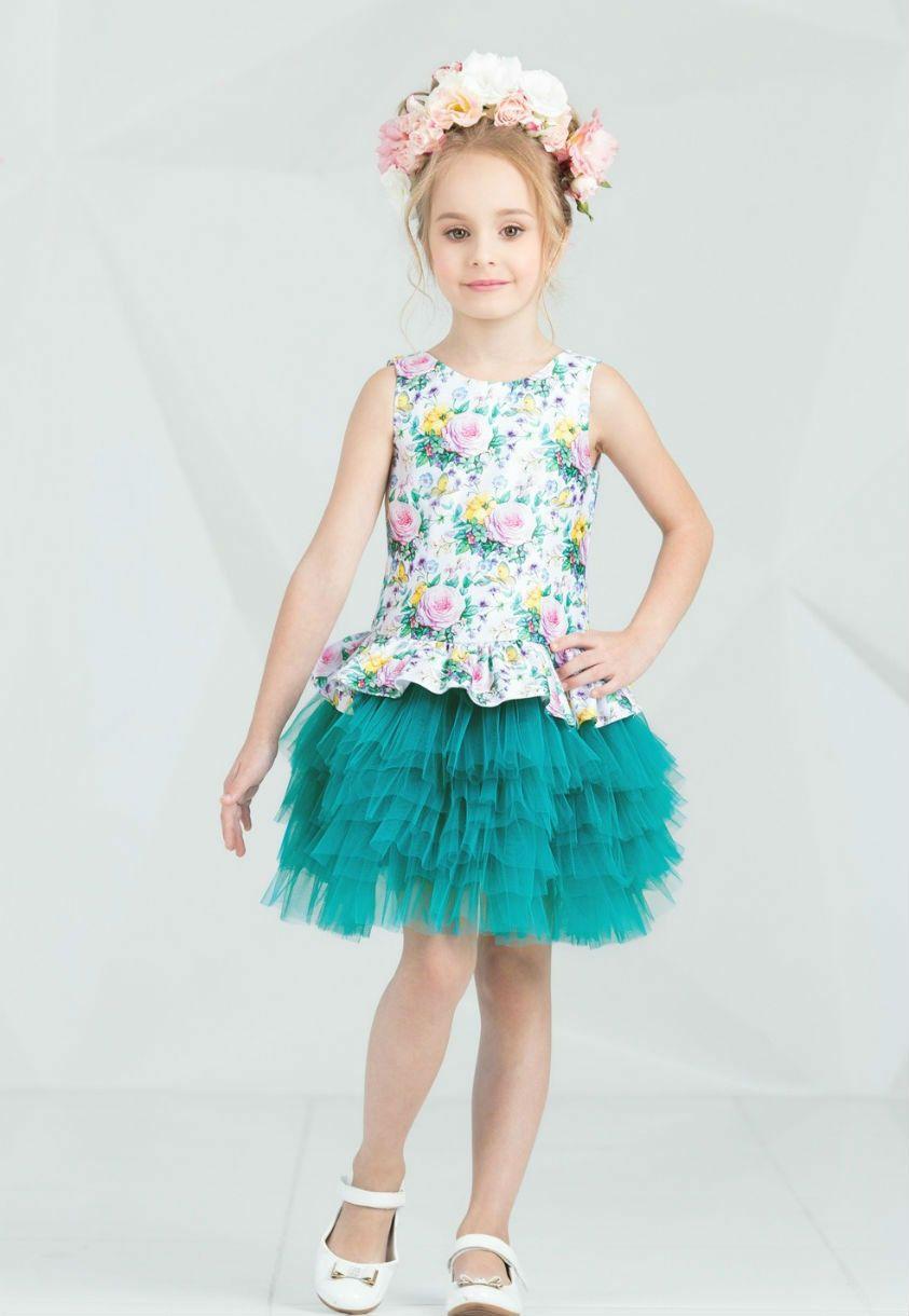 Kleid für Mädchen .Tutu Kleid.Geburtstag
