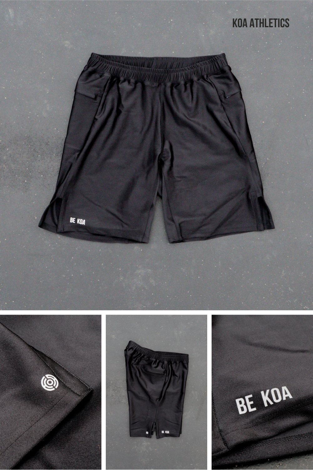 All American made. The perfect pair of men's shorts. Designed with your workout in mind. Breathable,...