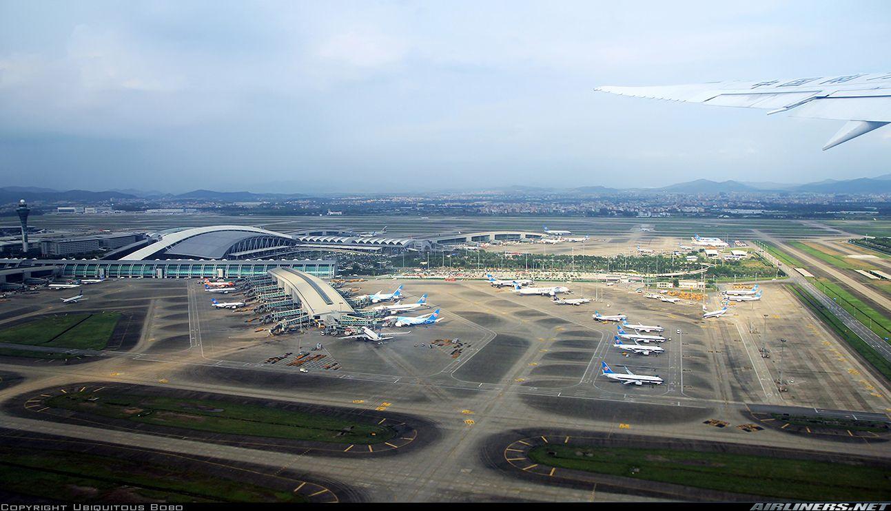 Aeroporto Guangzhou Arrive : Guangzhou baiyun airport china airports as they are today