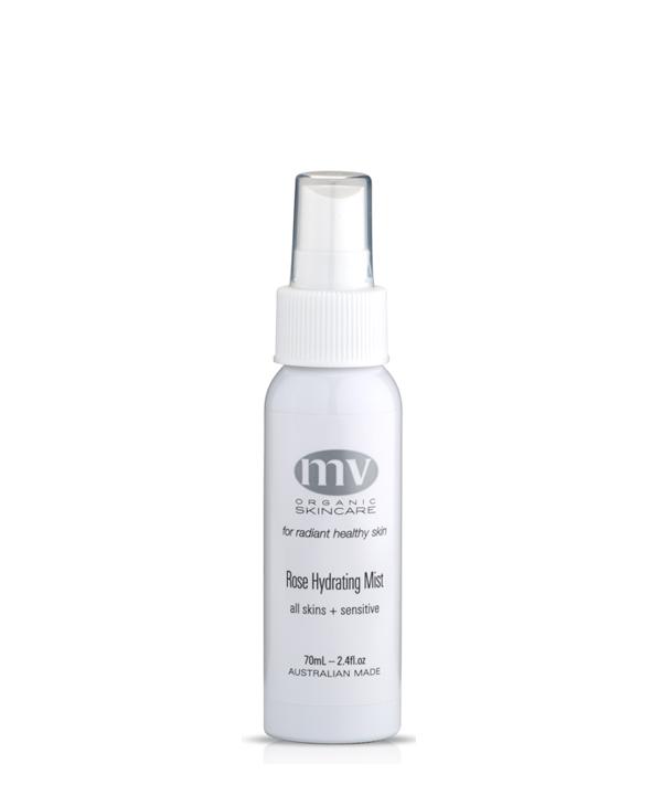 MV Organic Skincare Rose Hydrating Mist | MV Organic Skincare