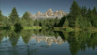 Living Landscapes HD: Rocky Mountains, via YouTube.