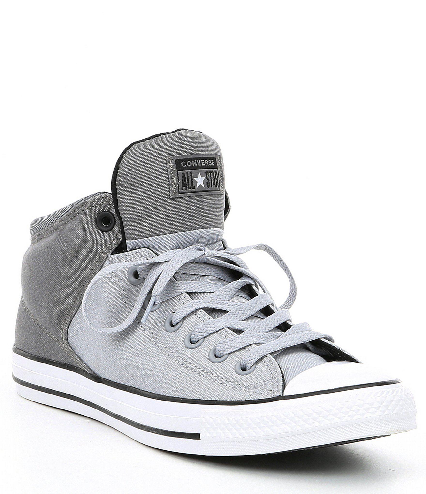 Converse Chuck Taylor All Star Hi Sneakers Grey