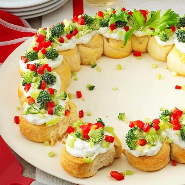 Easy Christmas Appetizer Finger Foods Food Appetizers, Christmas