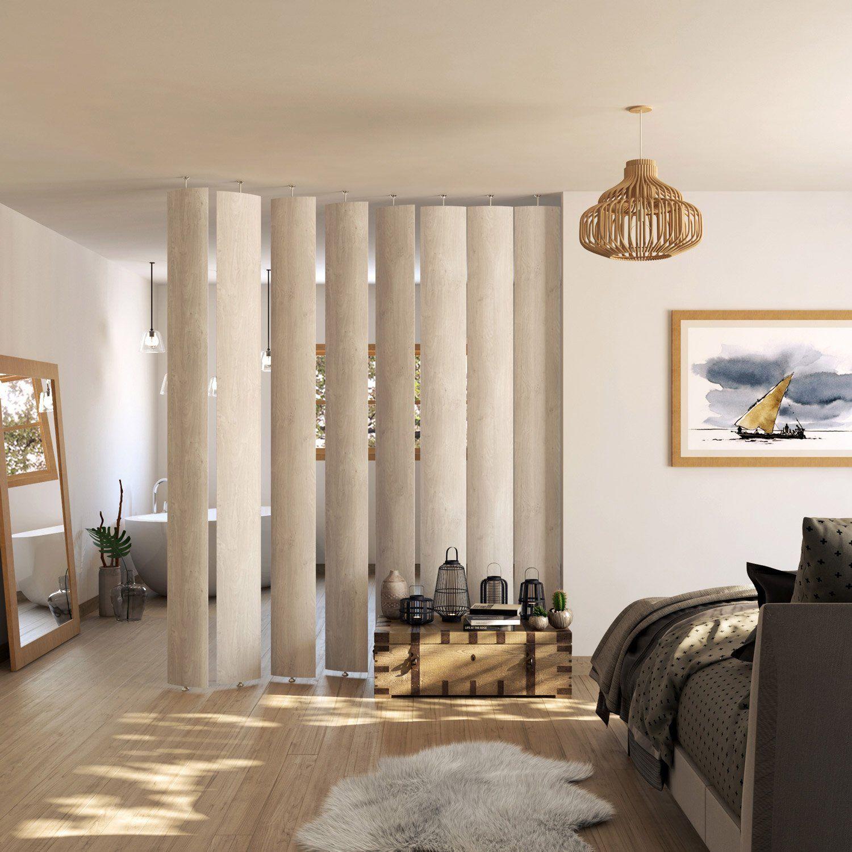 Separation Lame De Bois hauteur (en cm):245 …   apartment interior design, home