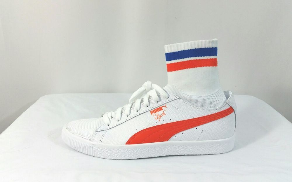 puma clyde sock nyc