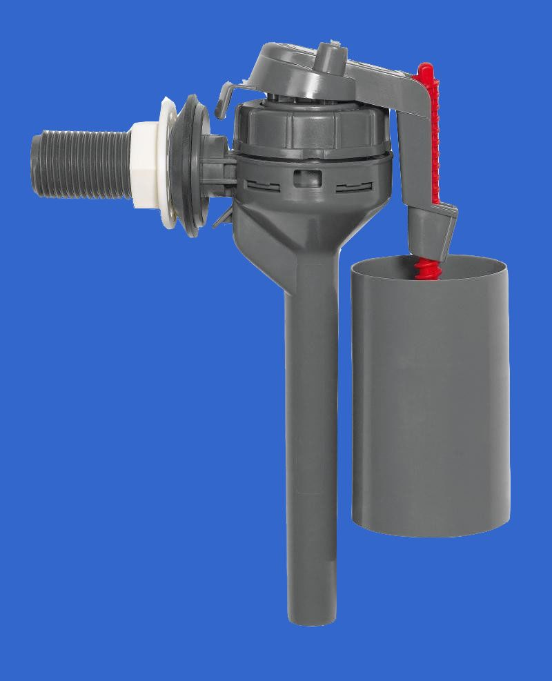 WIRQUIN TOPY SIDE ENTRY INLET FLOAT VALVE 1/2\