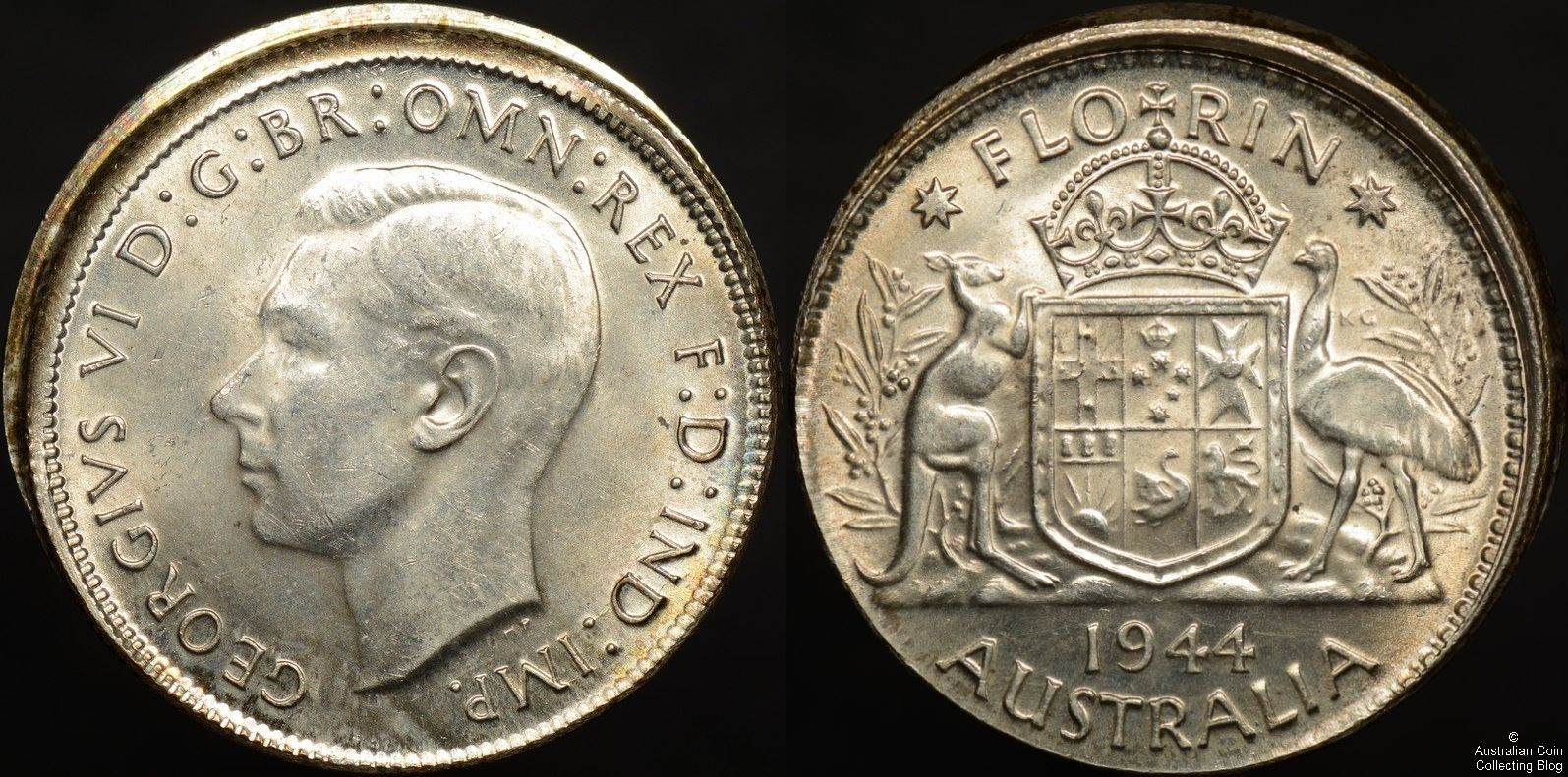 AUSTRALIA 1958 QUEEN ELIZABETH II SILVER THREEPENCE
