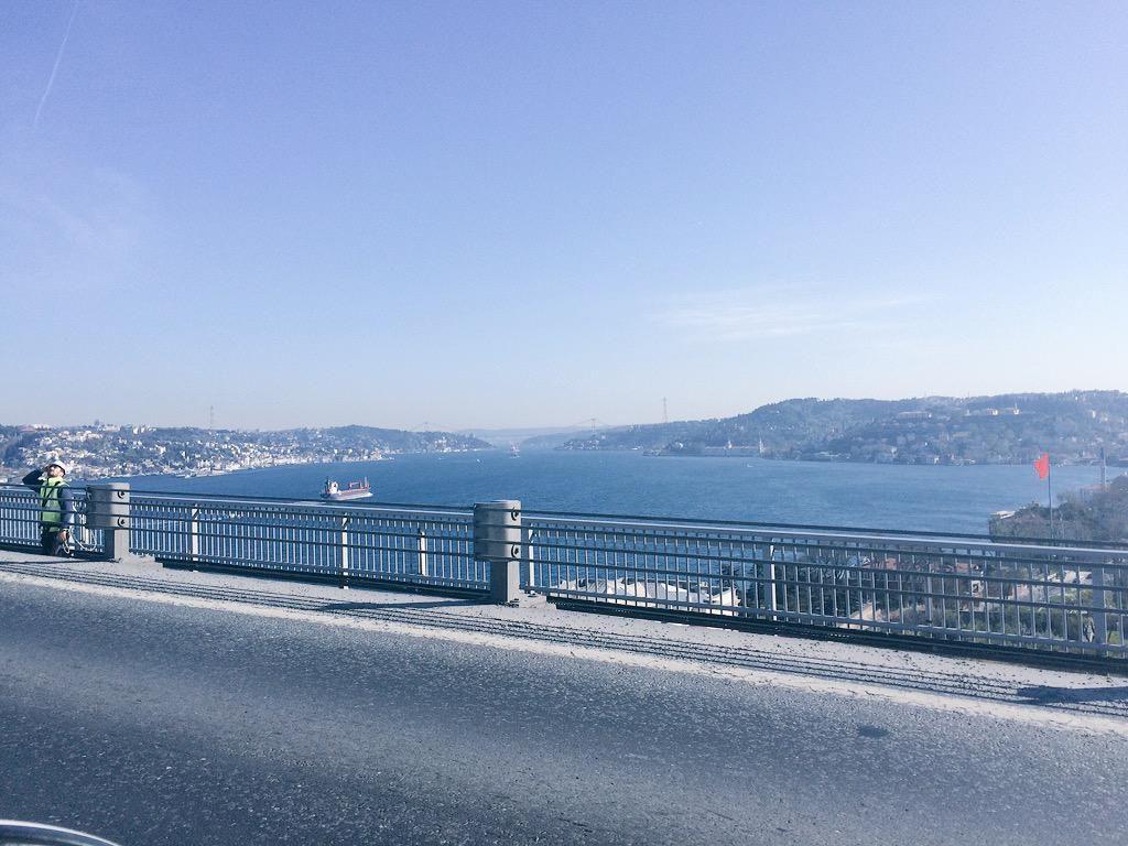 Ne güzel @istanbul be...