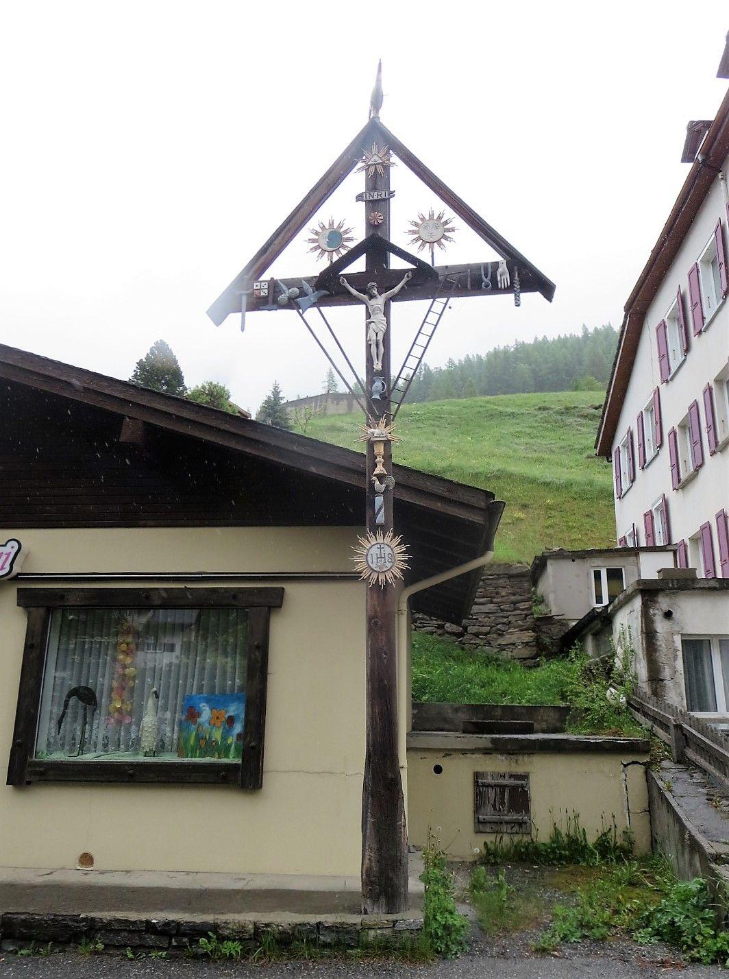 field cross Saas Grund Swiss/Zwitserland Zwitserland