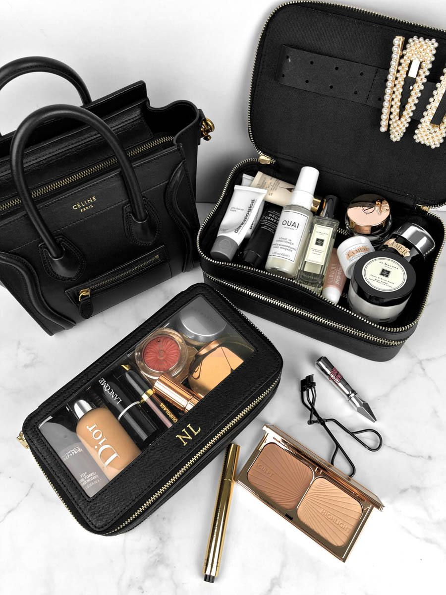 10 Best Travel Makeup Bags En 2020 Con Imagenes Bolsas De