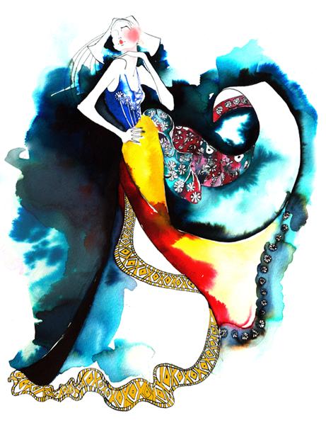 'Untitled'. Giclée Art Print by Amelie Hegardt - Arte Limited