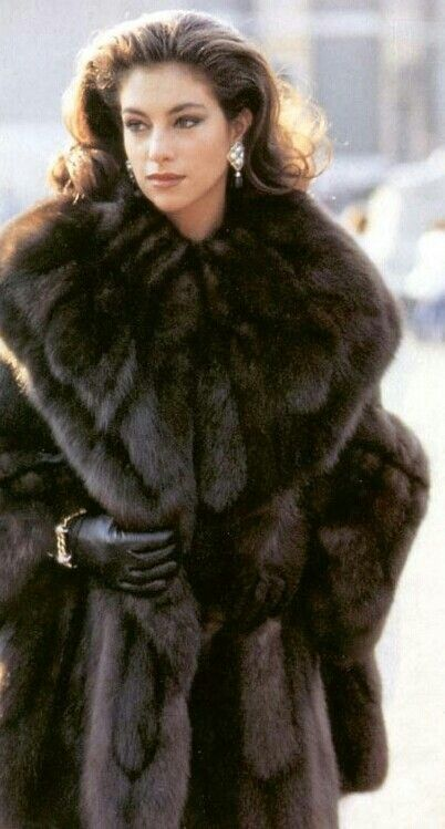 Supreme Sable — I'm not a huge fan of fur, but this is ...