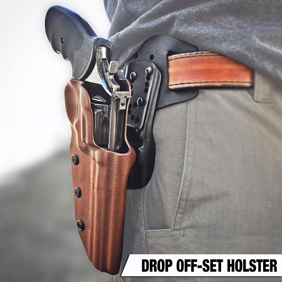 Drop Off Set Action Sport Holster Owb Holsters Kydex Holster Holster Here is a look at some of the current duty holsters that offer increased weapon protection. owb holsters kydex holster