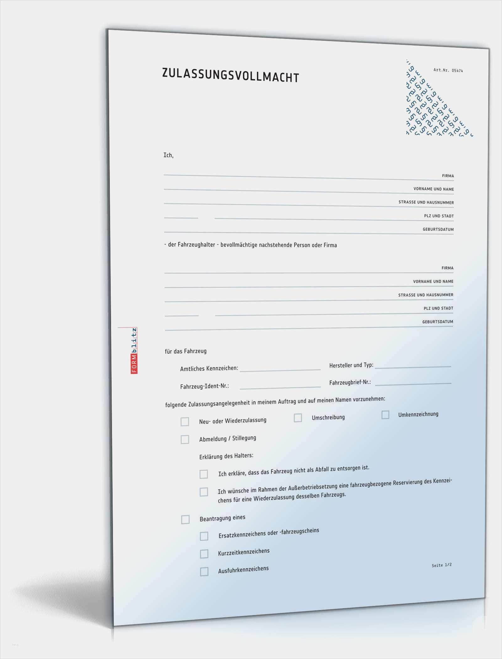 32 Bewundernswert Zulassung Vollmacht Vorlage Abbildung In 2020 Vorlagen Briefvorlagen Anschreiben Vorlage