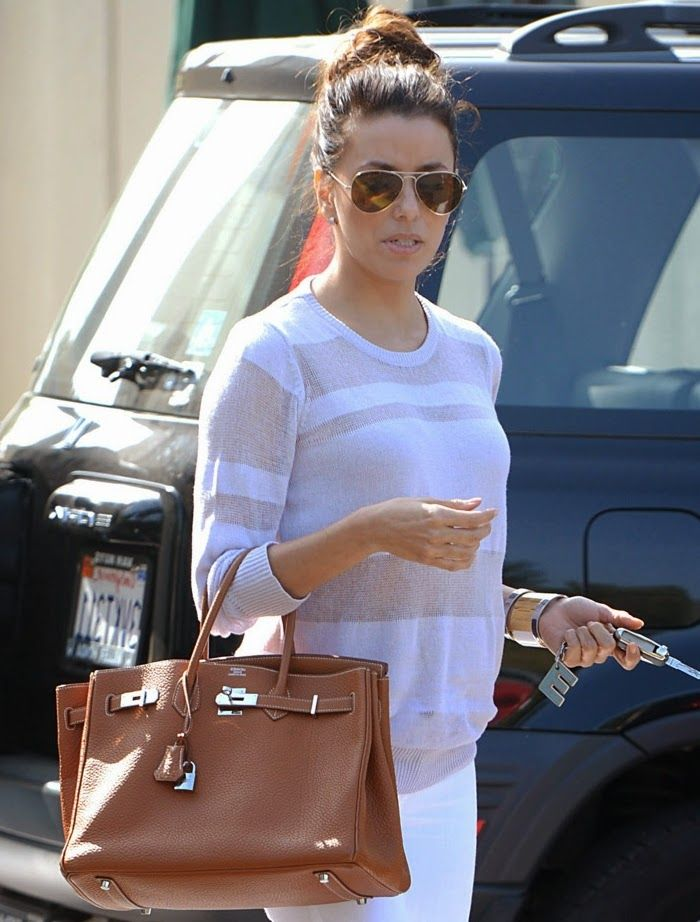 Actresses Known For Carrying Hermes Bags