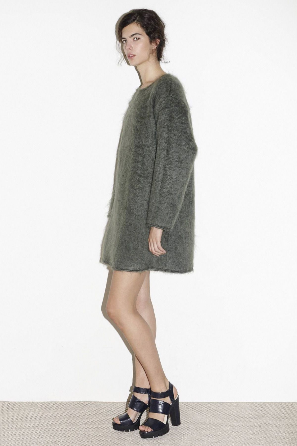 Mohair capsule collection look pinterest jumper dress