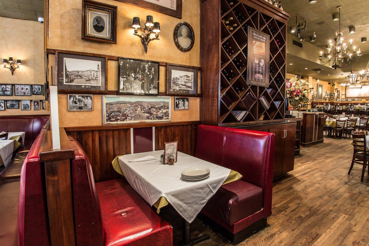 Family Friendly Restaurants Near Radio City Music Hall Nyc